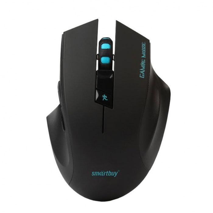 SmartBuy SBM-706AGG-K, Black беспроводная игровая мышь smartbuy sbm 335ag red black мышь