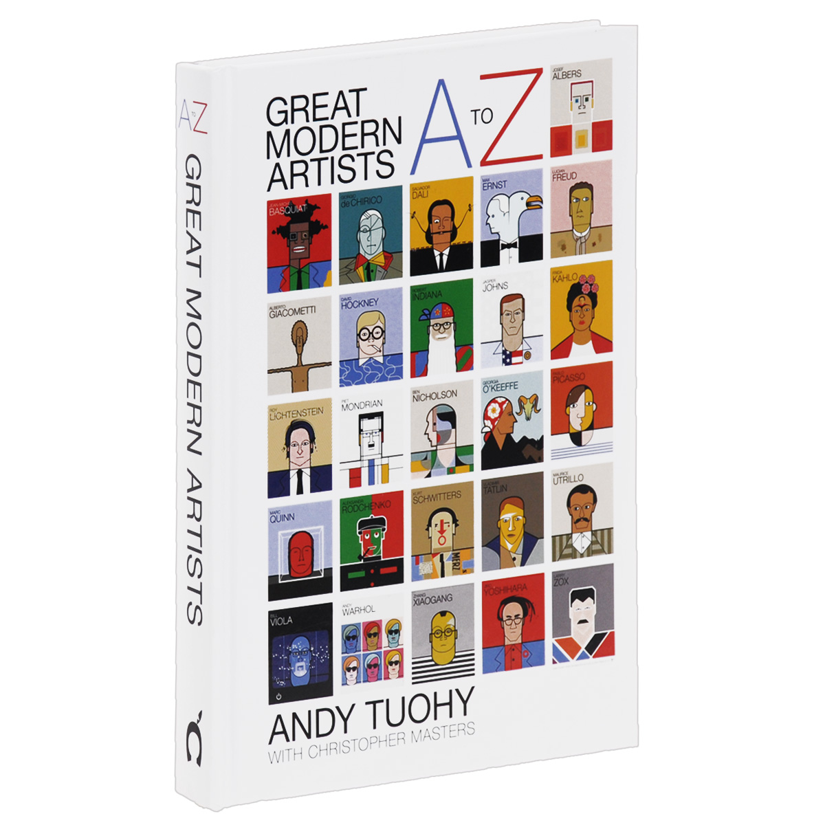 A to Z Great Modern Artists кеды andy z andy z an048awisq15