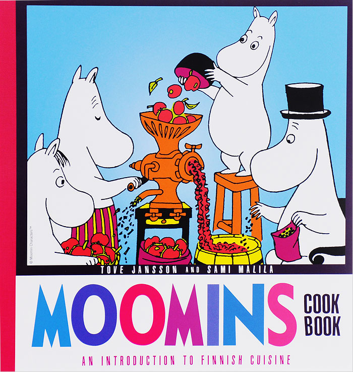 Moomins Cookbook the ultimate children s cookbook