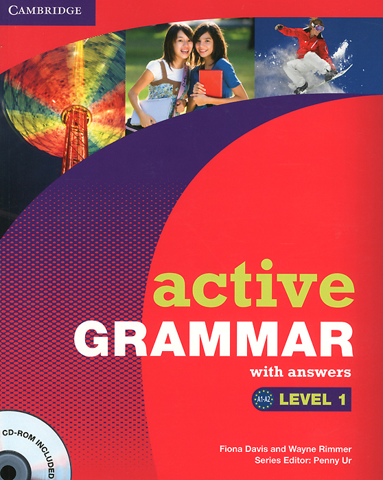 Active Grammar 1: With Answers (+ CD-ROM) my grammar lab advanced level with key