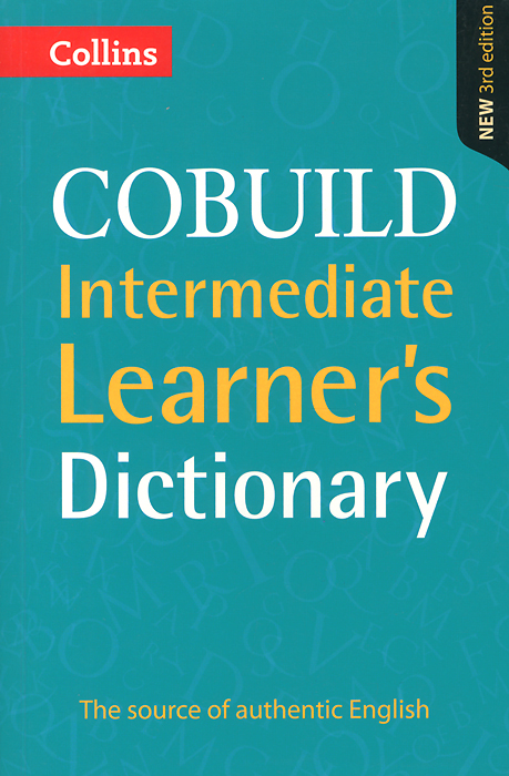 Cobuild Intermediate Learner's Dictionary collins junior illustated dictionary