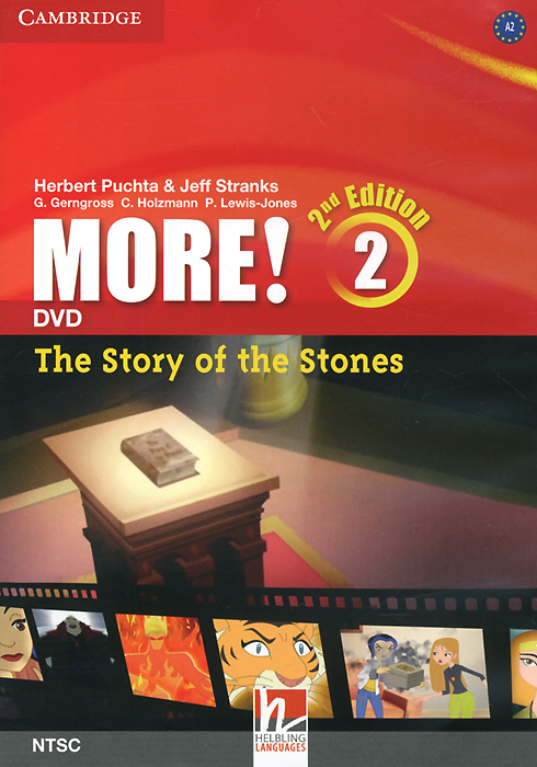 More! The Story of the Stones: Level 2 (DVD-ROM) rollason j barack obama the story of one man s journey to the white house level 2 сd
