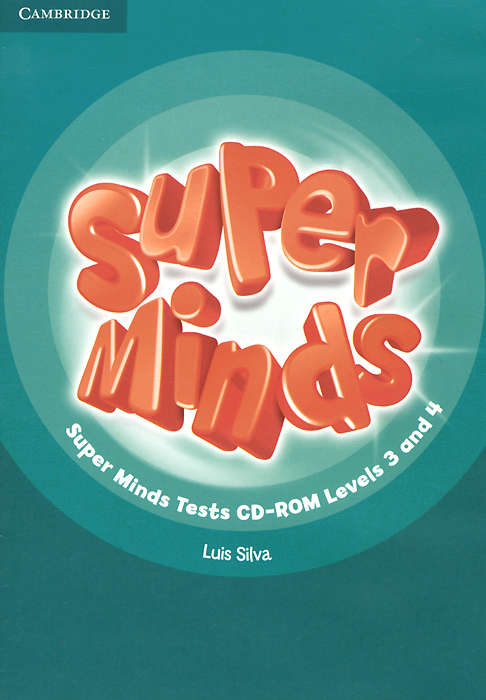 Super Minds: Level 3 and 4: Tests CD-ROM super minds level 6 workbook with online resources