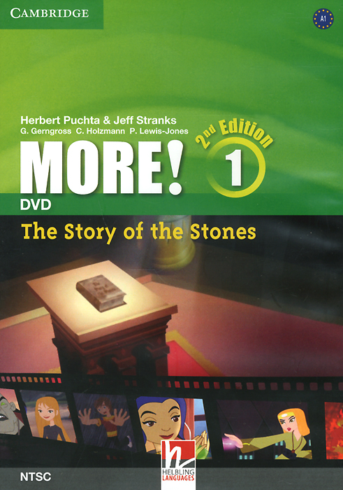 More! Level 1: The Story of the Stones (DVD-ROM) rollason j barack obama the story of one man s journey to the white house level 2 сd