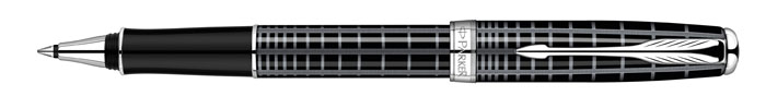 Parker Ручка-роллер Sonnet Dark Grey Laque CTPARKER-S0912410Каждый элемент ручки, каждый ее штрих выполнен безупречно. Этобезукоризненный образец стиля, достойного восхищения. Корпус покрыт серымметаллизированным лаком с черной шелкографией.Отделка: оригинальный рисунок на черном лаке, имитирующий ювелирнуюперекрестную гравировку, отдельные элементы дизайна - никель-палладиевоепокрытие.Цвет: темно-серый / черный.Размер ручки: длина ручки - 131 мм / 139 мм, максимальная ширина (диаметр) - 11мм.Цвет корпуса: цветные с рисунком, Черный, серый Отделка: серебряный цвет Толщина корпуса: стандартнаяМатериал: ювелирная латуньКомплектация: Ручка со стержнем, подарочная коробка, руководство поэксплуатации с гарантийным талоном.