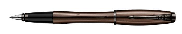 Parker Ручка перьевая Urban Premium Metallic BrownPARKER-S0949210Устремленная в будущее, ручка Parker Urban Premium – отражение современной высокотехнологичной эпохи в дизайне пишущего инструмента. Аэродинамическая форма подчеркивает нацеленность на результат, при достижении которого все внешние сопротивления должны быть сведены к минимуму. Характер и напор Parker Urban Premium, этой безусловно стильной ручки, виден невооруженным глазом. Не удивляйтесь, если через некоторое время почувствуете, что можете находиться в нескольких местах одновременно. Обтекаемые формы вкупе с просчитанным балансом придают ручке Parker Urban Premium ее эффектный лоск спортивного болида, а вам – настрой на победу и импульс к решению любой, пусть даже самой неожиданной, проблемы.Цвет: Коричневый металлик, хромПеро: Нержавеющая стальКорпус - нержавеющая стальОтделка - Оригинальная гравировка, многослойное лаковое покрытие, отдельные детали дизайна - хромирование, покрытие темно-серым лакомСъёмный колпачокУвеличенный диаметр корпуса ручкиСовременный дизайн с пулевидной формой корпусаЗаправляется чернильными картриджами Parker или с помощью конвертера. Производство: ВеликобританияЦвет: Лак/шоколадный металликПеро: Нержавеющая стальТолщина пера: F