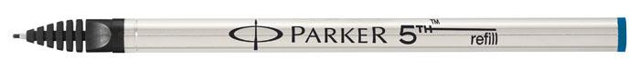 Parker Стержень для ручки-роллера 5th Ingenuity цвет чернил синий PARKER-S0959010PARKER-S0959010Стержень для ручки-роллера Parker 5th Ingenuity имеет простой стиль и максимальный эффект.Стержень оснащен передовой технологией подачи чернил для обеспечения постоянно высокого качества письма. Цвет чернил - синий.