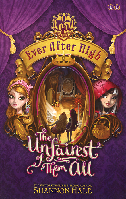 Ever After High: The Unfairest of Them All the raven and the rose