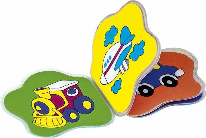 Mommy Love Игрушка для ванной Книжка-игрушка Яркие картинки mommy love набор игрушек для ванной морские чудеса 6 шт