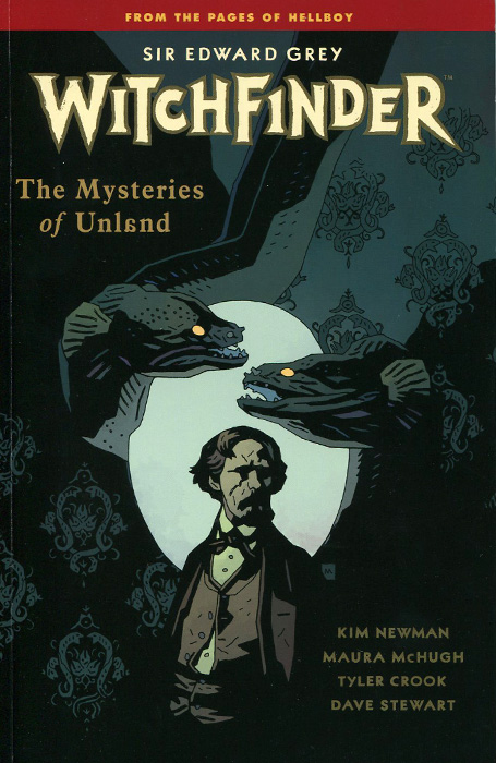 Witchfinder: Volume 3: The Mysteries of Unland эжен сю the mysteries of paris volume 4 of 6
