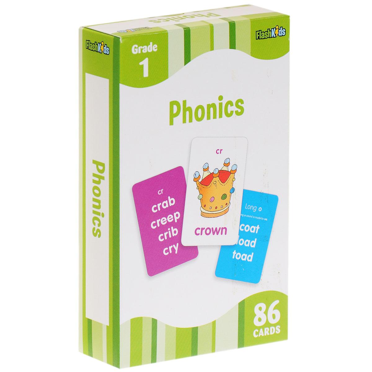 Phonics: Grade 1 (набор из 86 карточек) letters to your unconscious