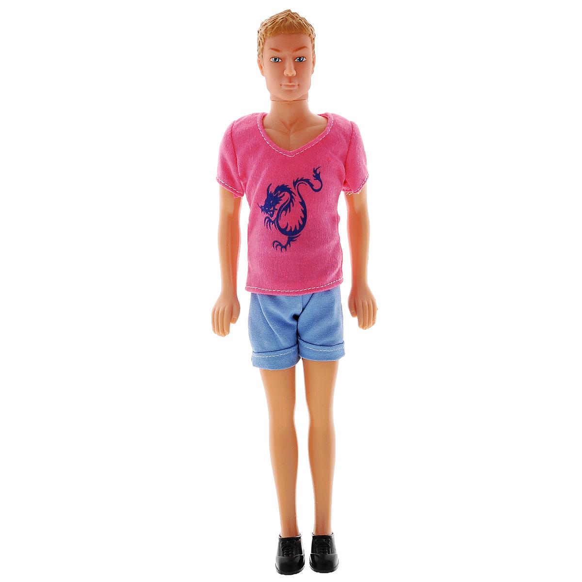 Simba Кукла Кевин-спортсмен simba кукла штеффи pop art цвет одежды розовый желтый