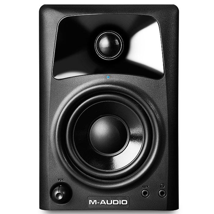 M-Audio AV32, Blackмониторная акустика (2 шт. ) M-Audio