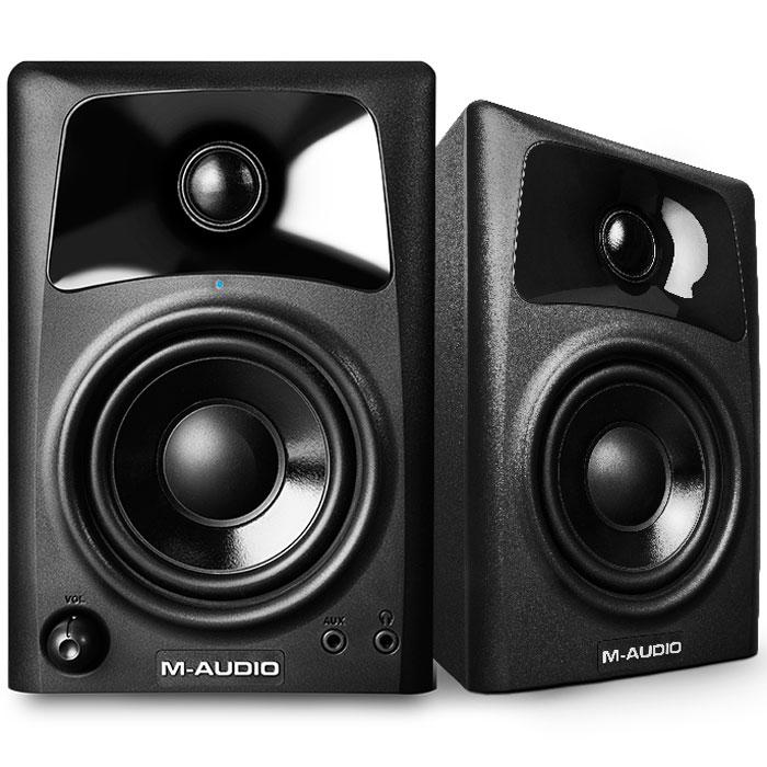 M-Audio AV32, Black мониторная акустика (2 шт.) - Студийное оборудование