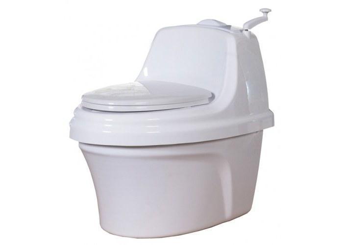Торфяной биотуалет Piteco – это автономный компостирующий туалет, которому не требуется подсоединения к системе канализации и водоснабжения. Конструкция биотуалета разработана с целью создания максимально благоприятных условий для компостирования органических отходов. Изготовлен из сантехнического пластика (акрила), оснащен дренажной системой, автоматическими створками.   Комплектация: корпус туалета, состоящий из двух частей - верхней и нижней; сиденье для унитаза с крышкой; встроенный