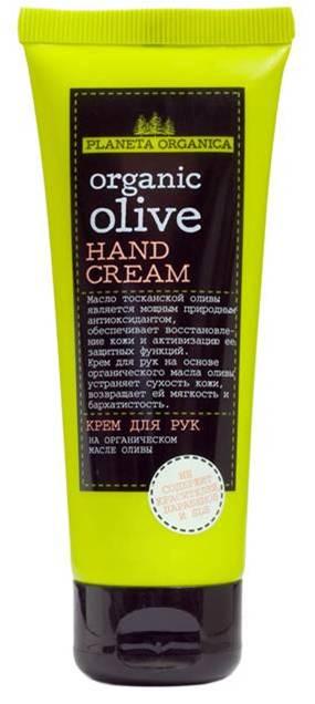 Planeta Organica Крем для рук Органик Олива, 75 мл071-2-1448Мягкий крем для рук на основе органического масла тосканской оливы, обеспечивает защиту поврежденной коже. Легкая мягкая формула увлажняет, питает и разглаживает кожу рук, оставляя на ней тонкий аромат. ? не содержит синтетических красителей ? Не содержит SLS, парабенов ? Не тестируется на животных ? Концептуально новая упаковка европейского дизайнаКак ухаживать за ногтями: советы эксперта. Статья OZON Гид