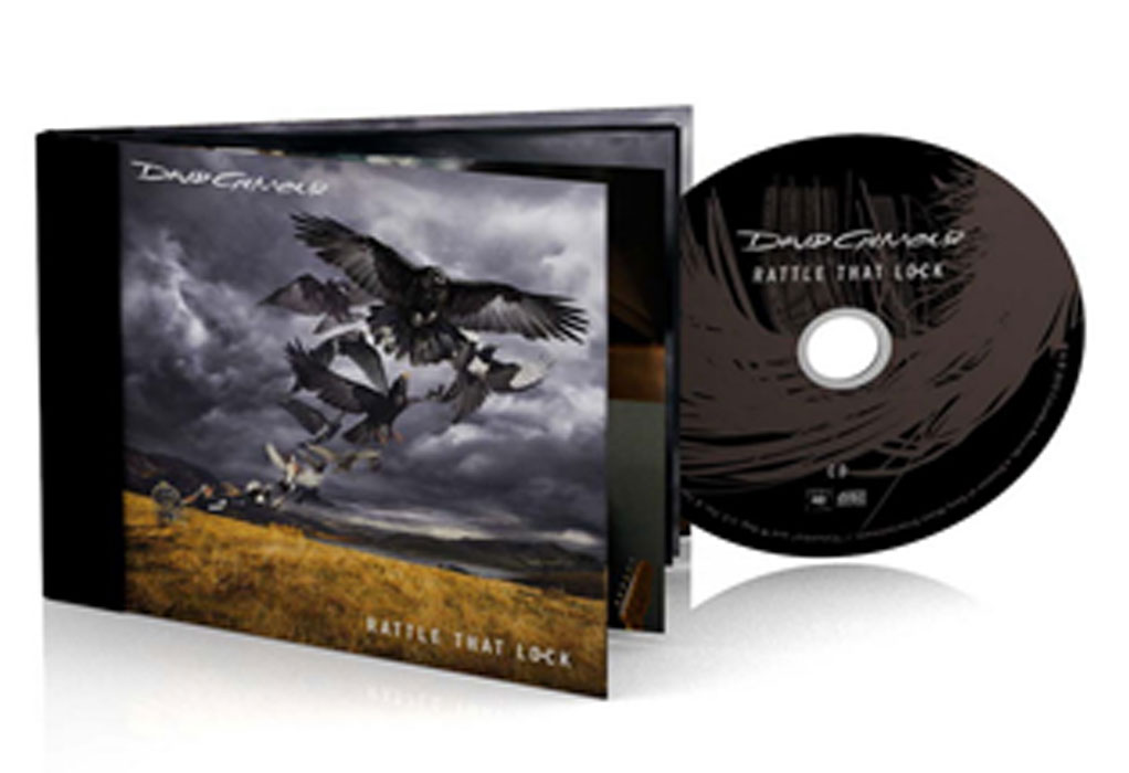 Дэвид Гилмор David Gilmour. Rattle That Lock cd david gilmour about face