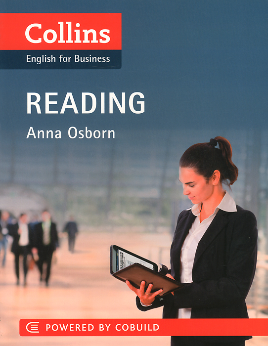Collins English for Business: Reading 50 ways to improve your business english using the internet