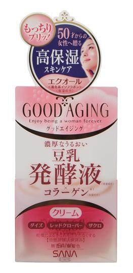 Sana Крем увлажняющий и подтягивающий для зрелой кожи, 30 г416491Увлажняющий и подтягивающий крем идеально подходит для ухода за зрелой кожей (старше 50 лет). Интенсивно увлажняет и питает кожу, заметно разглаживает морщины, уменьшает пигментные пятна и позволяет вашей коже выглядеть молодой и отдохнувшей.Активные компоненты:Изофлавоны, полученные из соевых бобов и красного клевера - это натуральные фитоэстрогены. Эффективно улучшают состояние кожи, придают ей ровный цвет и сияющий вид, делают упругой и гладкой, уменьшают глубину морщин. Способствуют удержанию влаги в коже.Экстракт граната благодаря содержанию мощного антиоксиданта - эллаговой кислоты - разглаживает морщины и препятствует преждевременному старению кожи. Увлажняет сухую, уставшую и потерявшую свой здоровый цвет кожу, питает ее, смягчает и придает эластичность. Масла пенника лугового и макадамии обладают регенерирующими свойствами, разглаживают морщины, повышают упругость и эластичность кожи. Увлажняют кожу, создают невидимую защитную пленку на поверхности кожи, которая препятствует испарению влаги.Коллаген и гиалуроновая кислота увлажняют и придают коже упругость.Церамиды сохраняют баланс влаги в эпидермисе, препятствуют фотостарению и возникновению мелких морщин, выравнивают цвет лица, повышают эластичность, тонус и упругость кожи