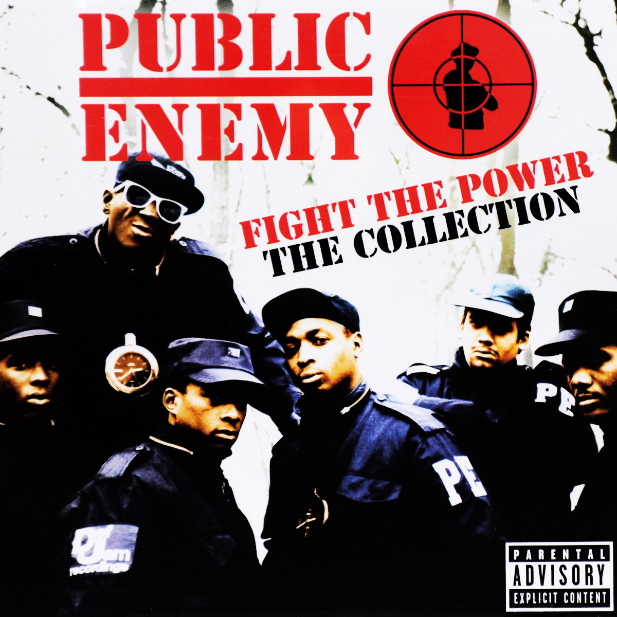 Public Enemy Public Enemy. Fight The Power The Collection костюм water proofline membrane wpl 7 204 р 44 46 182 188 grey