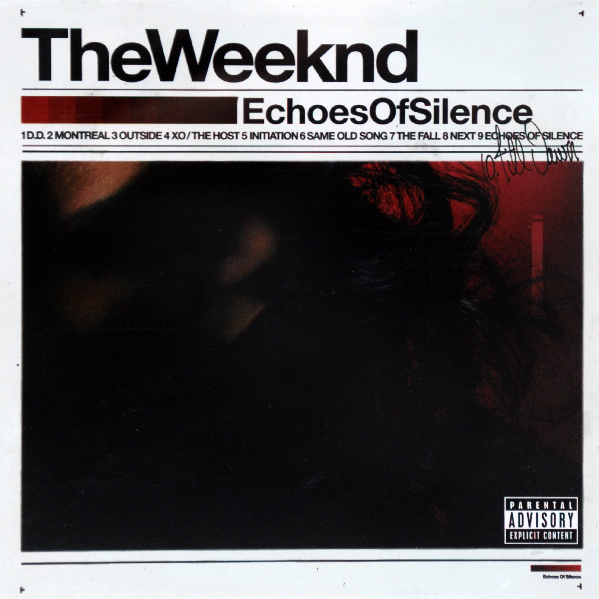 The Weeknd The Weeknd. Echoes Of Silence the weeknd the weeknd thursday 2 lp