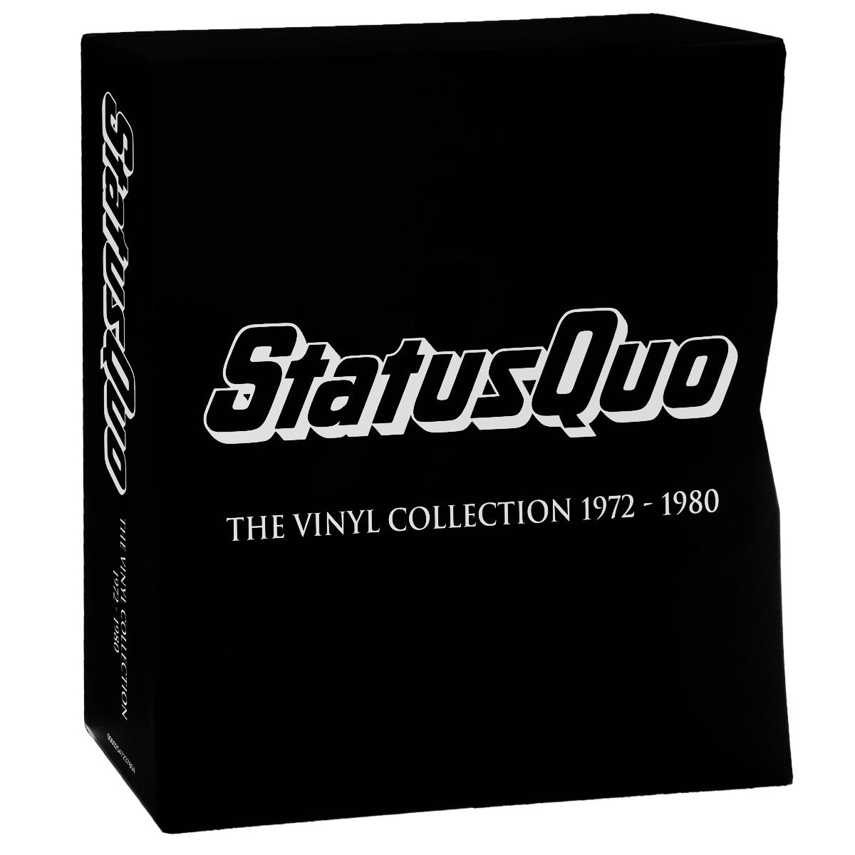 Status Quo Status Quo. The Vinyl Collection 1972-1980 (11 LP) status quo status quo the vinyl collection vol 2 12 lp