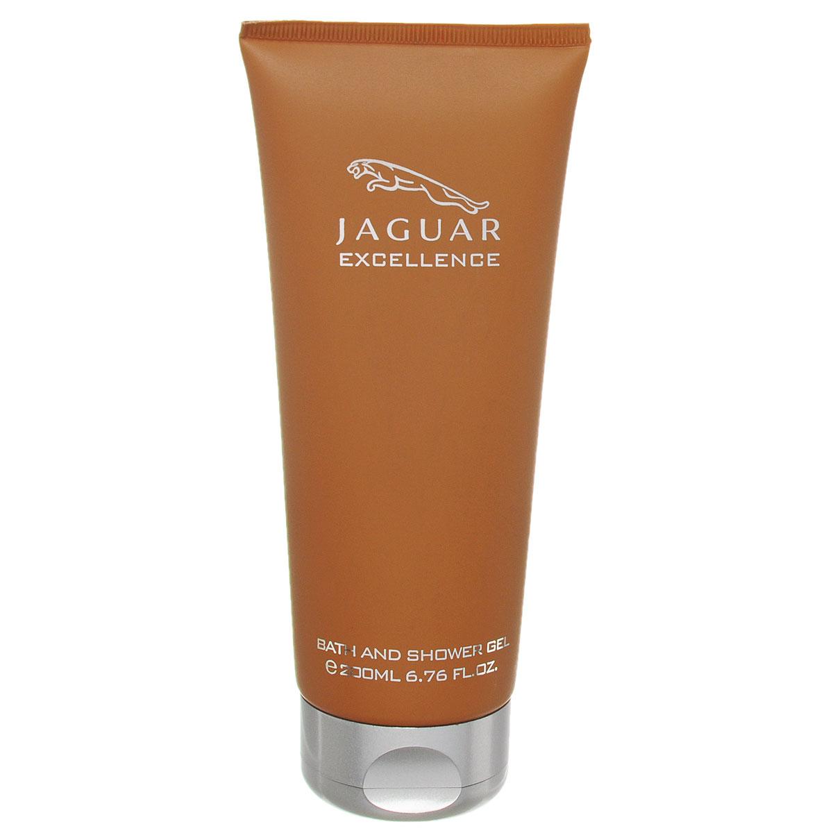 Jaguar Гель для душа Excellence мужской 200 млJ560550Вид аромата: Древесно-восточный