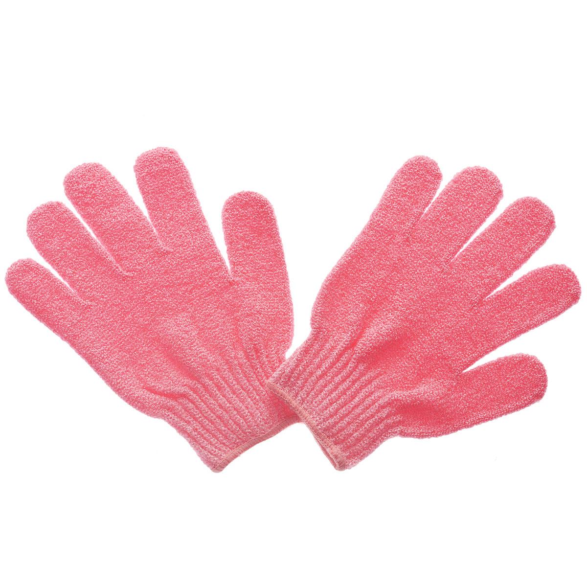 Riffi Перчатки для пилинга, цвет: коралловый615 коралловыйЭластичные безразмерные перчатки Riffi обладают активным антицеллюлитным эффектом и отличным пилинговым действием, тонизируя, массируя и эффективно очищая вашу кожу.Riffi освобождает кожу от отмерших клеток, стимулирует регенерацию. Эффективно предупреждают образование целлюлита и обеспечивают омолаживающий эффект. Кожа становится гладкой, упругой и лучше готовой к принятию косметических средств. Интенсивный и пощипывающе свежий массаж тела с применением Riffi стимулирует кровообращение, активирует кровоснабжение, способствует обмену веществ. В комплекте 1 пара перчаток. Материал: 100% полиакрил. Размер перчатки (в нерастянутом виде): 17,5 см x 12,5 см.