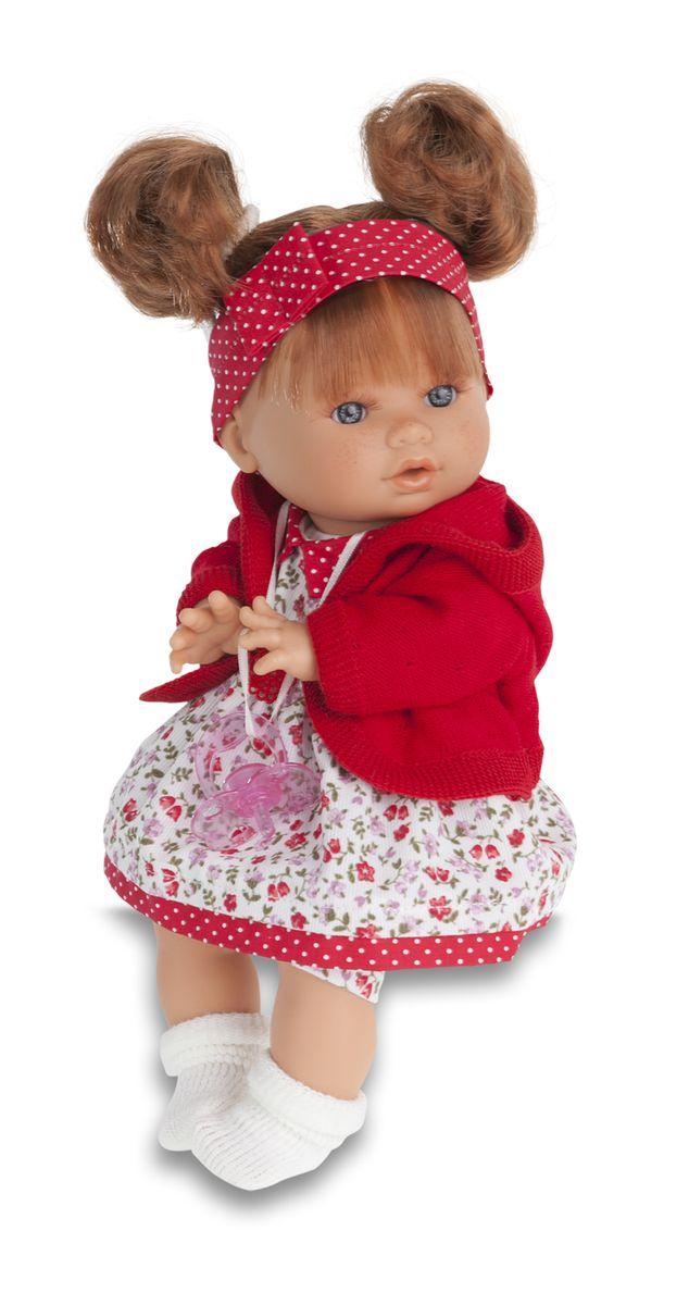 Juan Antonio Кукла Кристи в красном кукла antonio juan кукла самбор light blue 7031b