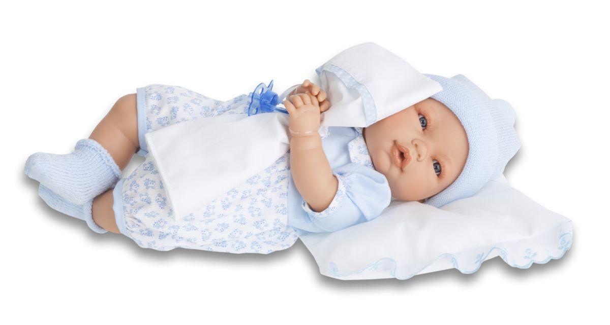 Juan Antonio Кукла Габи в голубом кукла yako m6579 6