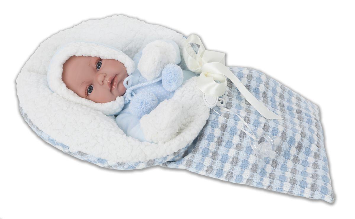 Juan Antonio Кукла-младенец Луиc кукла гулиопа