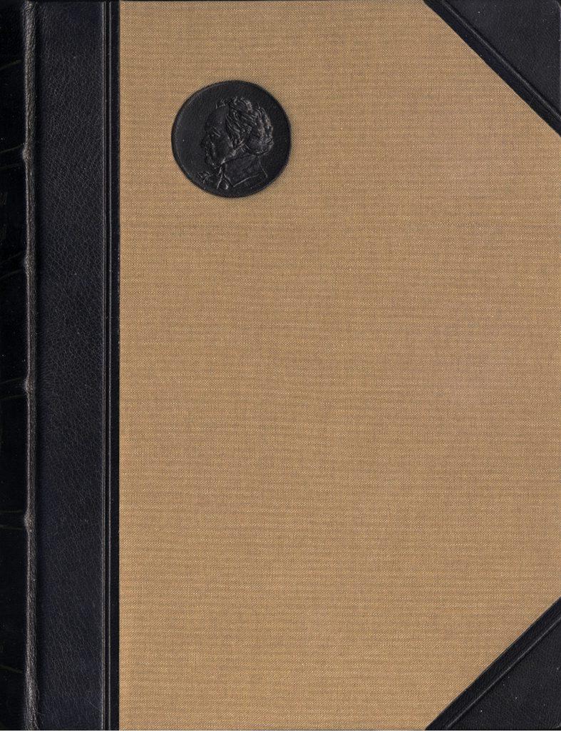 Гете. Собрание сочинений. В 10 томах. Том 1. Из моей жизни. Поэзия и правда (подарочное издание)