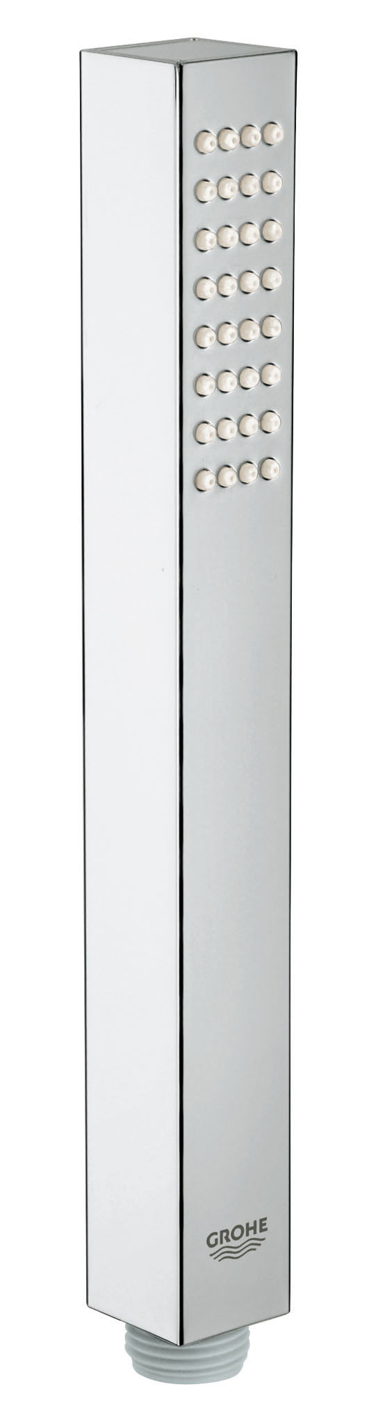Ручной душ GROHE Euphoria Cube (1 режим) (27698000)28947000 GROHE DreamSpray превосходный поток водыGROHE StarLight хромированная поверхность С системой SpeedClean против известковых отложенийВнутренний охлаждающий канал для продолжительного срока службыМожет использоваться с проточным водонагревателемУниверсальное крепление, подходящее к любому стандартному шлангуВидео по установке является исключительно информационным. Установка должна проводиться профессионалами!