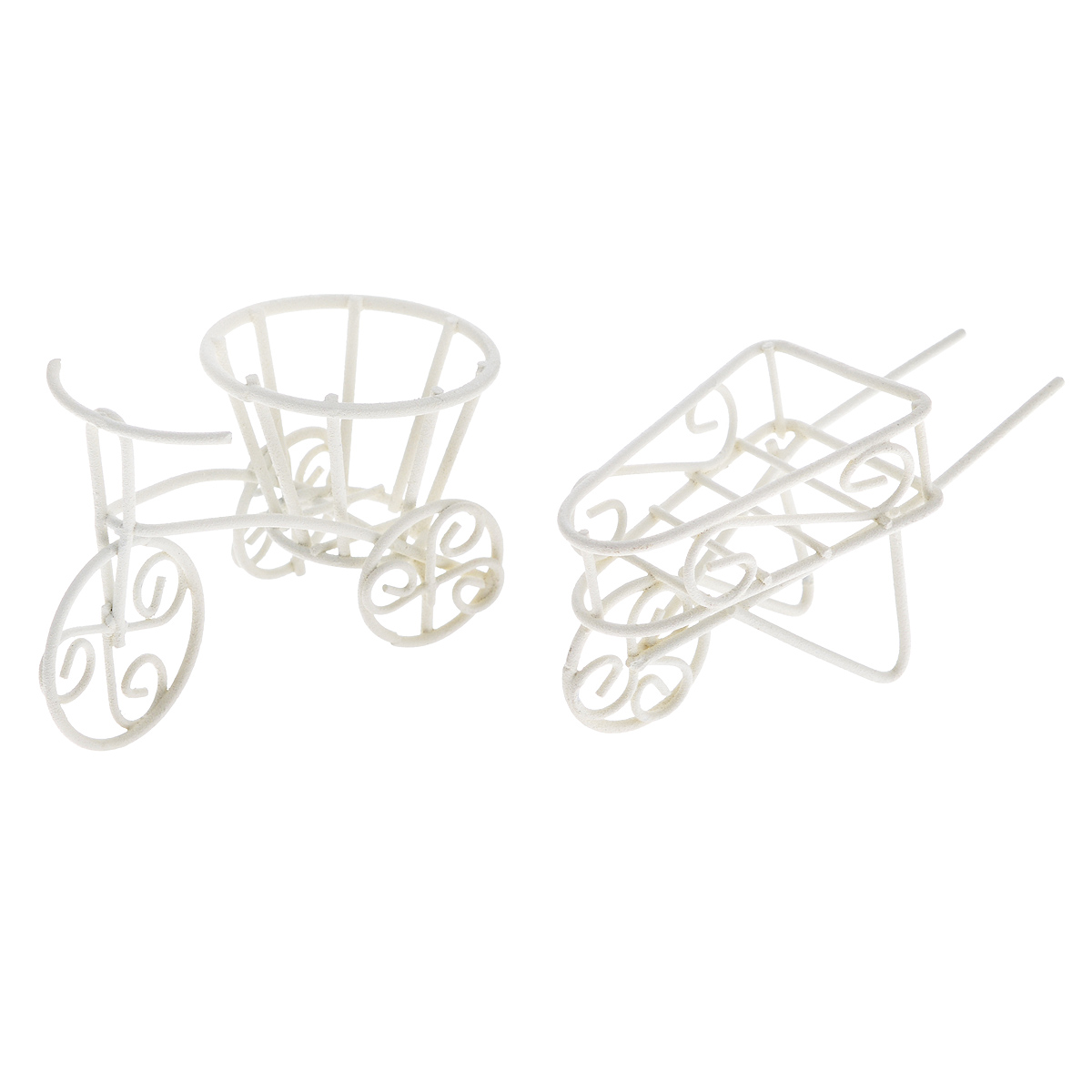 Набор фигурок для мини-сада Bloom`its, 2 предмета мини тренажеры для дома купить