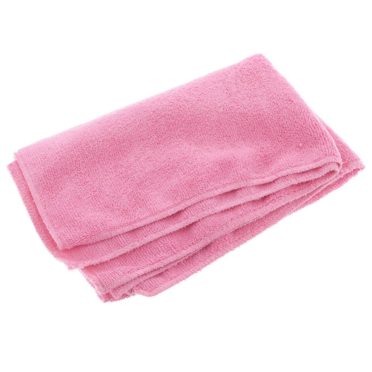Тряпка для пола Eva, цвет: розовый, 50 см х 60 смЕ7302 розовыйТряпка для пола Eva выполнена из микрофибры (полиэстера и полиамида).Благодаря микроструктуре волоконона проникает в поры материалов, а поэтому может удалять загрязнения безприменения химических средств. Тряпка удерживает влагу, не оставляетразводов иворса.Размер: 50 см х 60 см.
