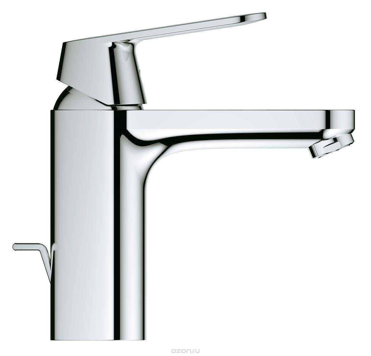 """Если вы ищете смеситель для ванной комнаты, отвечающий всем критериям комфортности, то   он перед вами! Смеситель Grohe """"Eurosmart Cosmopolitan"""" со штоковым сливным   клапаном удовлетворит всем вашим требованиям с точки зрения дизайна, функциональности и   повседневных рабочих качеств. В нем применяется технология GROHE EcoJoy, которая позволит   вам экономить до 50% воды. По ощущениям поток воды будет обильным и полноценным, а ее   расход при этом сократится, что принесет пользу и окружающей   среде, и семейному бюджету. Этот смеситель Grohe """"Eurosmart Cosmopolitan"""" - идеальный выбор   для оснащения вашей ванной комнаты. Особенности: - монтаж на одно отверстие; - средняя высота; - металлический рычаг; - керамический картридж 35 мм; - хромированная поверхность; - расход: 5,7 л/мин; - регулировка расхода воды; - сливной гарнитур: 1, 1/4; - гибкая подводка; - быстрая монтажная система; - дополнительный ограничитель температуры.    Видео по установке является исключительно информационным. Установка должна проводиться профессионалами!"""