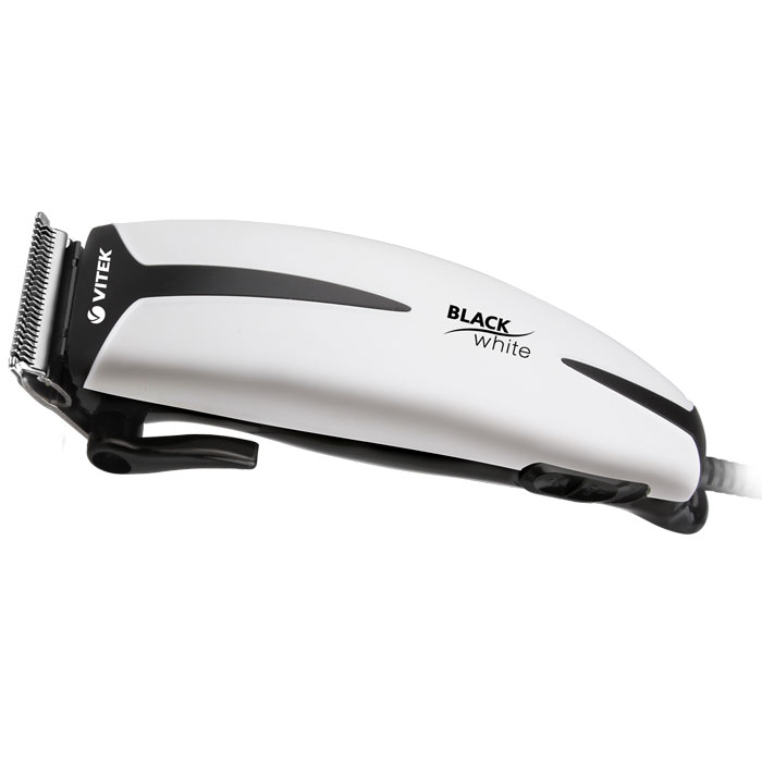 Vitek VT-2517(BW) машинка для стрижки волос - Машинки для стрижки