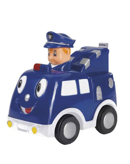 Машинка с водителем 10 см самолеты и вертолеты globo игрушка машинка с водителем