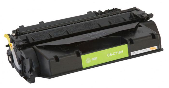 Cactus CS-C719H, Black тонер-картридж для Canon i-Sensys MF5840/ MF5880 картридж cactus cs c719h black тонер картридж