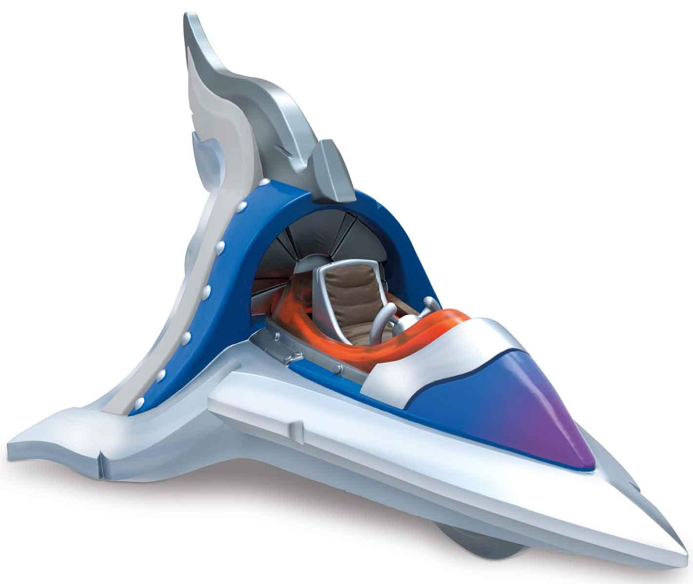Skylanders SuperChargers. Интерактивная фигурка машина Sky Slicer