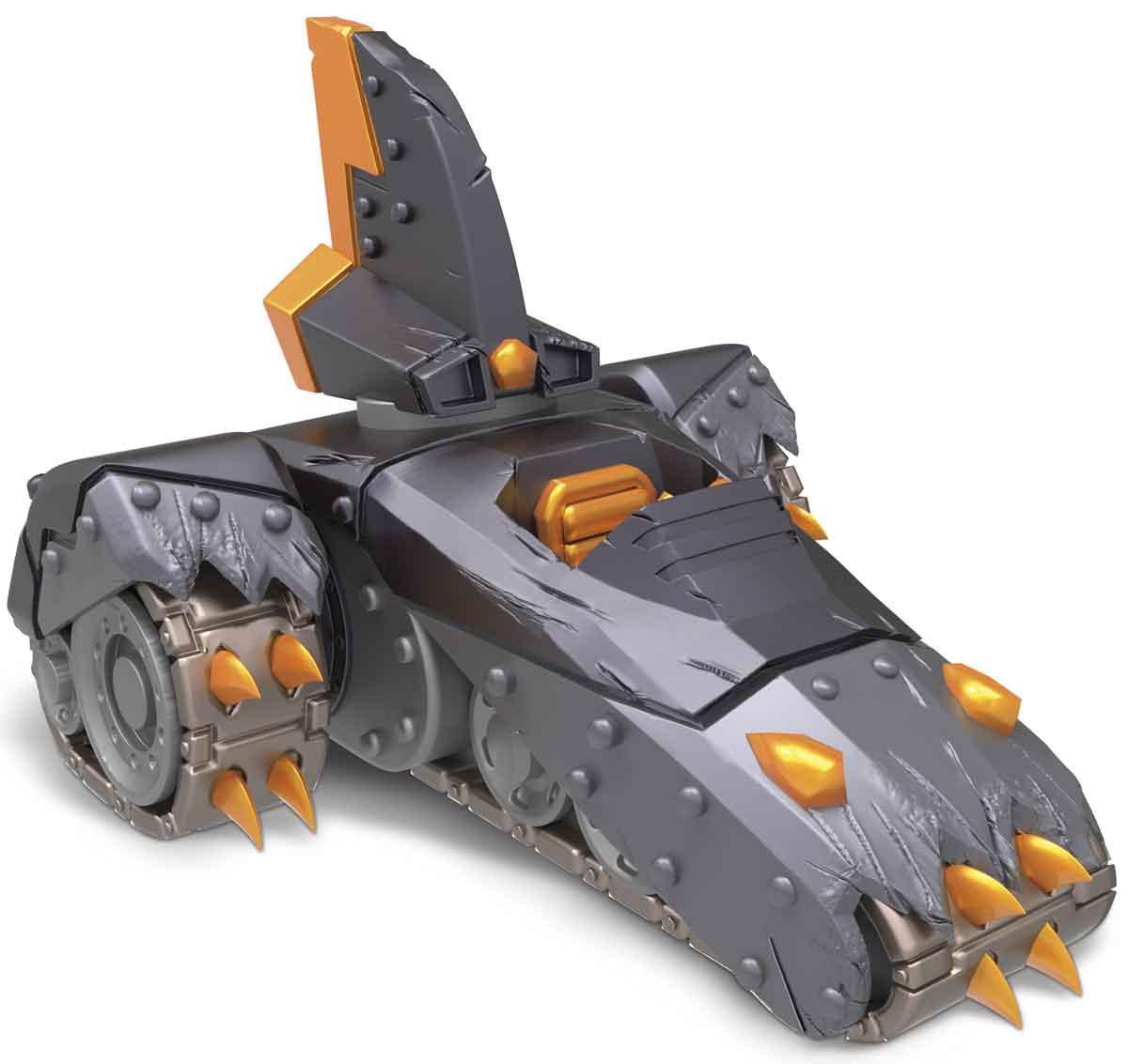 Skylanders SuperChargers. Интерактивная фигурка машина Shark Tank skylanders superchargers интерактивная фигурка суперзаряд big bubble pop fizz стихия magic