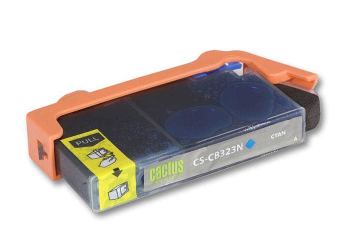 Cactus CS-CB323N, Cyan струйный картридж для HP PhotoSmart B8553/C5383/C6383/D5463/5510CS-CB323NКартридж Cactus CS-CB323N для струйных принтеров HP PhotoSmart.Расходные материалы Cactus для печати максимизируют характеристики принтера. Обеспечивают повышенную четкость изображения и плавность переходов оттенков и полутонов, позволяют отображать мельчайшие детали изображения. Обеспечивают надежное качество печати.
