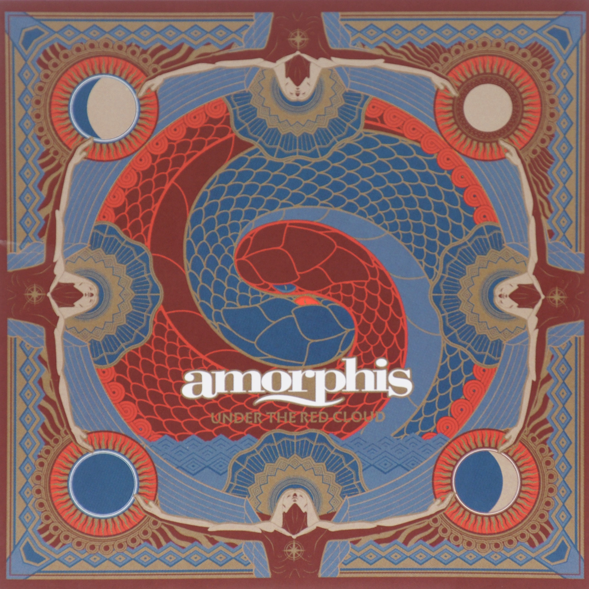 Amorphis Amorphis. Under The Red Cloud amorphis amorphis under the red cloud 2 lp