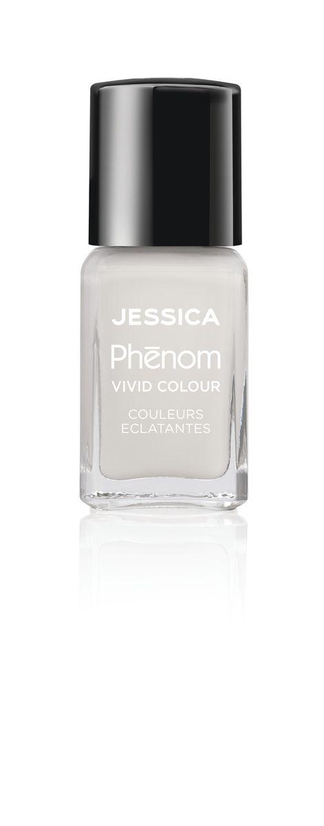 Jessica Phenom Лак для ногтей Vivid Colour The Original French № 01, 15 млPHEN-001Система покрытия ногтей Phenom обеспечивает быстрое высыхание, обладает стойкостью до 10 дней и имеет блеск гель-лака. Не нуждается в использовании LED/UV ламп. Легко удаляется, как обычный лак для ногтей. Покрытия JESSICA Phenom являются 5-Free и не содержат формальдегид, формальдегидных смол, толуола, дибутилфталат и камфору. Как наносить: Система Phenom – это великолепный маникюр за 1-2-3 шага: ШАГ 1: Базовое покрытие – нанесите в два слоя базовое средство JESSICA, подходящее Вашему типу ногтевой пластины.ШАГ 2: Цвет – нанесите в два слоя любой оттенок Phenom Vivid Colour.ШАГ 3: Закрепление – нанесите в один слой Phenom Finale Shine Topcoat для получения блеска гель-лака.