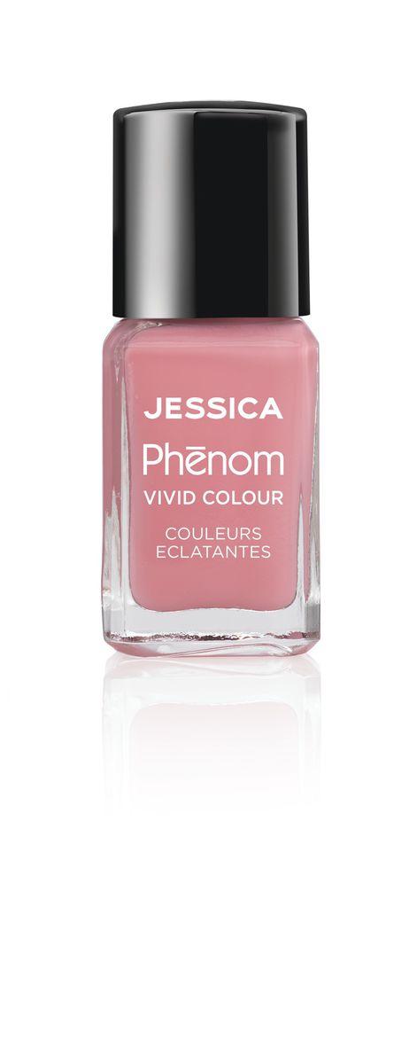 Jessica Phenom Лак для ногтей Vivid Colour Divine Miss № 05, 15 млPHEN-005Система покрытия ногтей Phenom обеспечивает быстрое высыхание, обладает стойкостью до 10 дней и имеет блеск гель-лака. Не нуждается в использовании LED/UV ламп. Легко удаляется, как обычный лак для ногтей. Покрытия JESSICA Phenom являются 5-Free и не содержат формальдегид, формальдегидных смол, толуола, дибутилфталат и камфору. Как наносить: Система Phenom – это великолепный маникюр за 1-2-3 шага: ШАГ 1: Базовое покрытие – нанесите в два слоя базовое средство JESSICA, подходящее Вашему типу ногтевой пластины.ШАГ 2: Цвет – нанесите в два слоя любой оттенок Phenom Vivid Colour.ШАГ 3: Закрепление – нанесите в один слой Phenom Finale Shine Topcoat для получения блеска гель-лака.