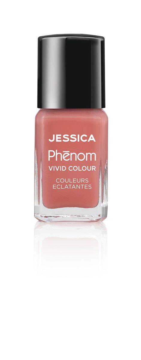 Jessica Phenom Лак для ногтей Vivid Colour Rare Rose № 06, 15 млPHEN-006Система покрытия ногтей Phenom обеспечивает быстрое высыхание, обладает стойкостью до 10 дней и имеет блеск гель-лака. Не нуждается в использовании LED/UV ламп. Легко удаляется, как обычный лак для ногтей. Покрытия JESSICA Phenom являются 5-Free и не содержат формальдегид, формальдегидных смол, толуола, дибутилфталат и камфору. Как наносить: Система Phenom – это великолепный маникюр за 1-2-3 шага: ШАГ 1: Базовое покрытие – нанесите в два слоя базовое средство JESSICA, подходящее Вашему типу ногтевой пластины.ШАГ 2: Цвет – нанесите в два слоя любой оттенок Phenom Vivid Colour.ШАГ 3: Закрепление – нанесите в один слой Phenom Finale Shine Topcoat для получения блеска гель-лака.