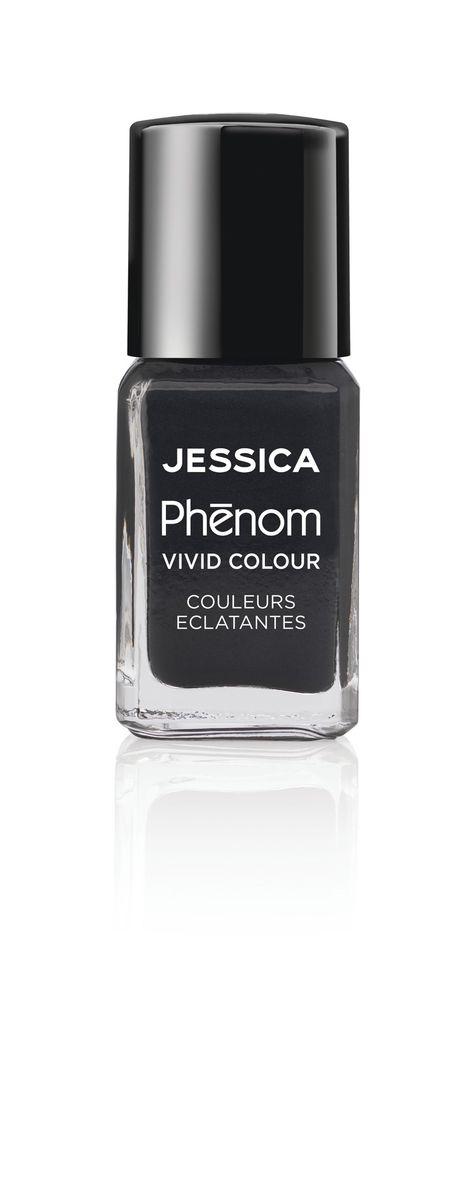Jessica Phenom Лак для ногтей Vivid Colour Caviar Dreams № 14, 15 млPHEN-014Система покрытия ногтей Phenom обеспечивает быстрое высыхание, обладает стойкостью до 10 дней и имеет блеск гель-лака. Не нуждается в использовании LED/UV ламп. Легко удаляется, как обычный лак для ногтей. Покрытия JESSICA Phenom являются 5-Free и не содержат формальдегид, формальдегидных смол, толуола, дибутилфталат и камфору. Как наносить: Система Phenom – это великолепный маникюр за 1-2-3 шага: ШАГ 1: Базовое покрытие – нанесите в два слоя базовое средство JESSICA, подходящее Вашему типу ногтевой пластины.ШАГ 2: Цвет – нанесите в два слоя любой оттенок Phenom Vivid Colour.ШАГ 3: Закрепление – нанесите в один слой Phenom Finale Shine Topcoat для получения блеска гель-лака.