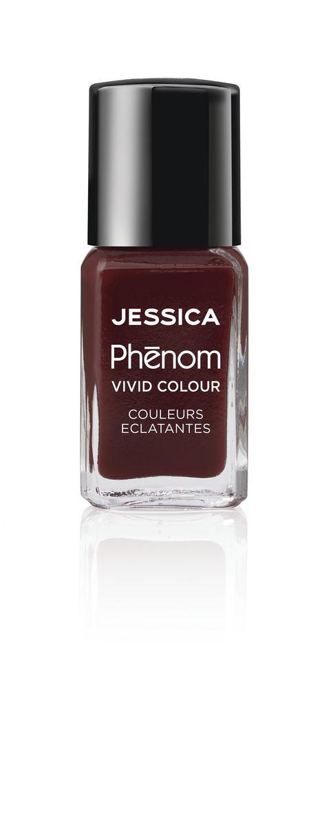 Jessica Phenom Лак для ногтей Vivid Colour Well Bred № 15, 15 млPHEN-015Система покрытия ногтей Phenom обеспечивает быстрое высыхание, обладает стойкостью до 10 дней и имеет блеск гель-лака. Не нуждается в использовании LED/UV ламп. Легко удаляется, как обычный лак для ногтей. Покрытия JESSICA Phenom являются 5-Free и не содержат формальдегид, формальдегидных смол, толуола, дибутилфталат и камфору.Как наносить: Система Phenom – это великолепный маникюр за 1-2-3 шага:ШАГ 1: Базовое покрытие – нанесите в два слоя базовое средство JESSICA, подходящее Вашему типу ногтевой пластины. ШАГ 2: Цвет – нанесите в два слоя любой оттенок Phenom Vivid Colour. ШАГ 3: Закрепление – нанесите в один слой Phenom Finale Shine Topcoat для получения блеска гель-лака.