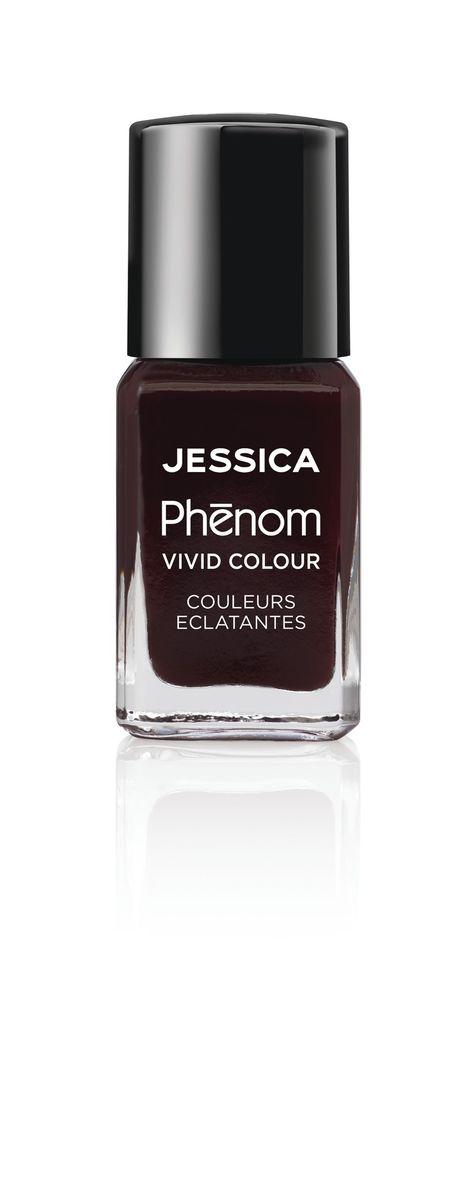 Jessica Phenom Лак для ногтей Vivid Colour The Penthouse № 16, 15 млPHEN-016Система покрытия ногтей Phenom обеспечивает быстрое высыхание, обладает стойкостью до 10 дней и имеет блеск гель-лака. Не нуждается в использовании LED/UV ламп. Легко удаляется, как обычный лак для ногтей. Покрытия JESSICA Phenom являются 5-Free и не содержат формальдегид, формальдегидных смол, толуола, дибутилфталат и камфору.Как наносить: Система Phenom – это великолепный маникюр за 1-2-3 шага:ШАГ 1: Базовое покрытие – нанесите в два слоя базовое средство JESSICA, подходящее Вашему типу ногтевой пластины. ШАГ 2: Цвет – нанесите в два слоя любой оттенок Phenom Vivid Colour. ШАГ 3: Закрепление – нанесите в один слой Phenom Finale Shine Topcoat для получения блеска гель-лака.