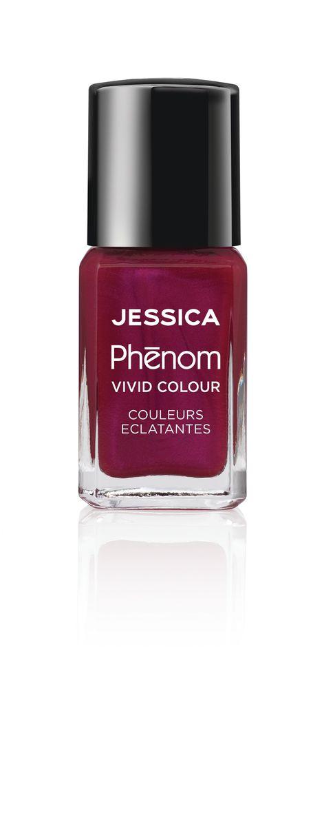 Jessica Phenom Лак для ногтей Vivid Colour The Royals № 17, 15 мл jessica гель лак для ногтей мандариновые мечты jessica geleration tangerine dreamz gel 732 15 мл